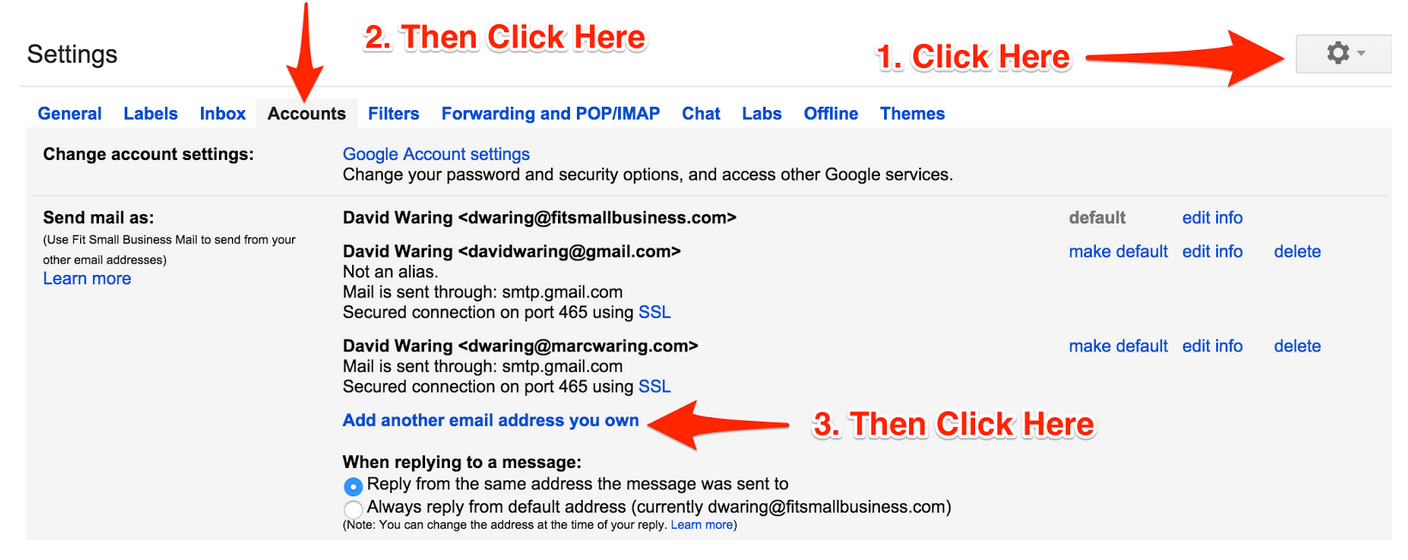 Add Email On Gmail how to link zoho email with gmail – taona designs